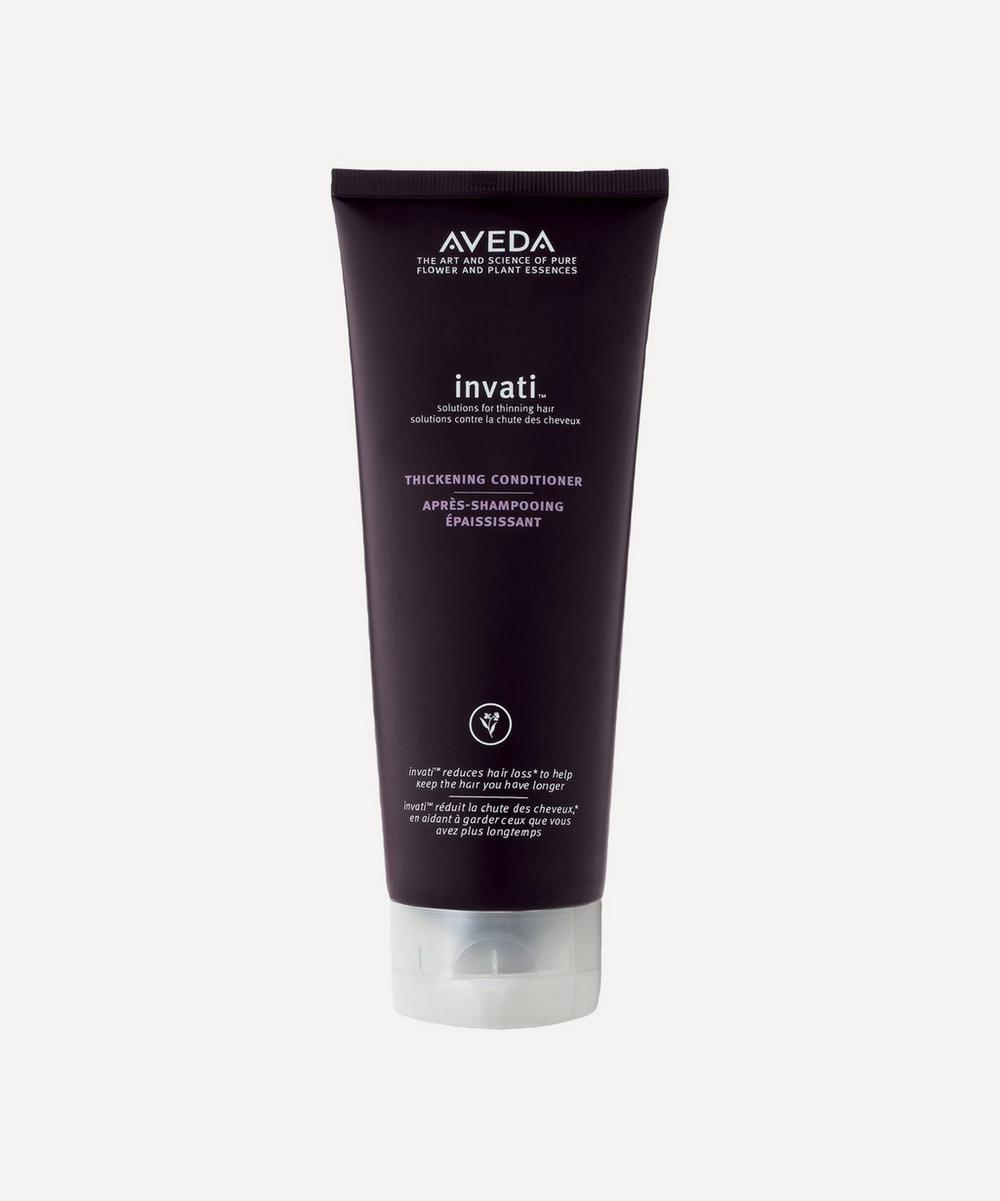 Invati Thickening Conditioner 200ml