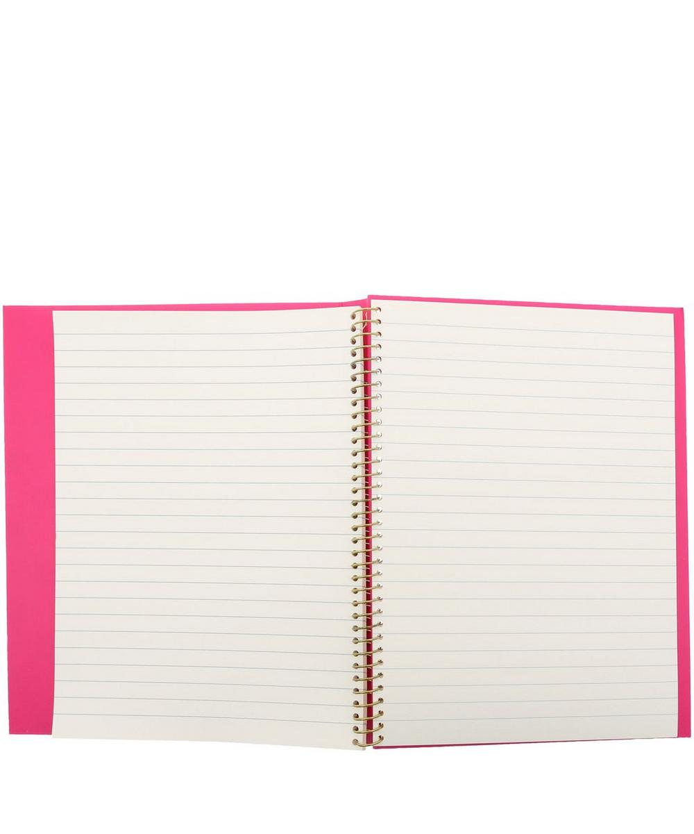 Dots Spiral Notebook
