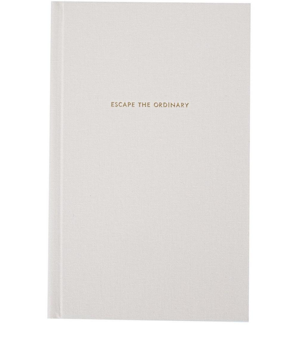 Escape the Ordinary Journal
