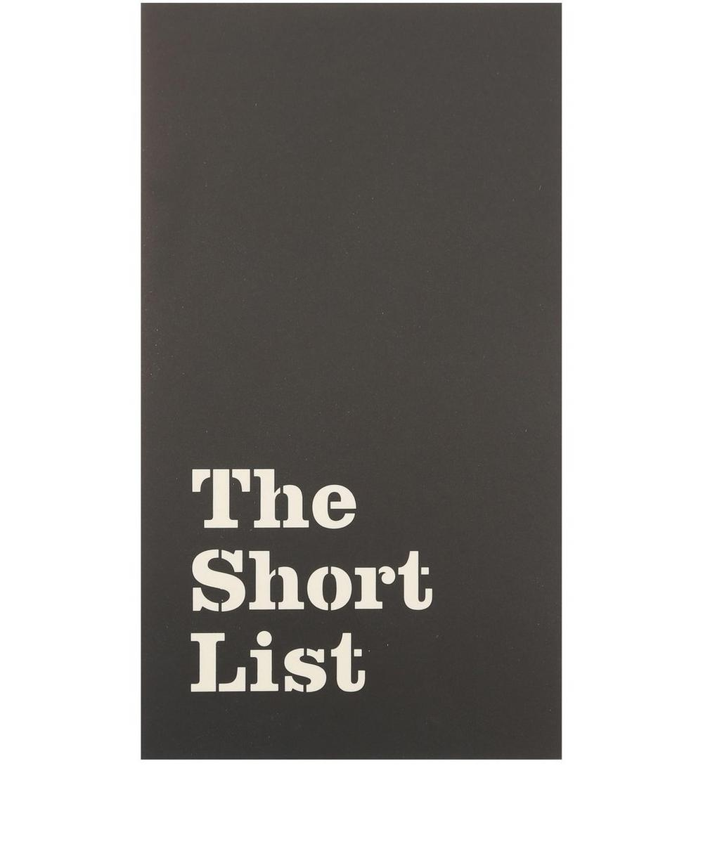 Small The Short List Notepad