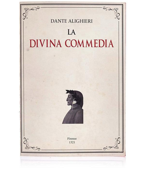 Divine Comedy Notebook