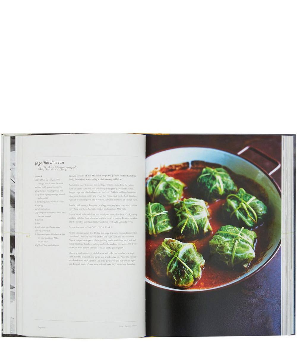 Gastronomy of Italy Cookbook