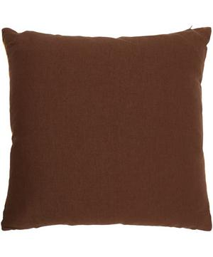 Honey Bee Velvet Cushion