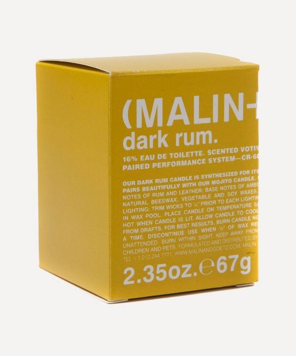 Dark Rum Candle 67g