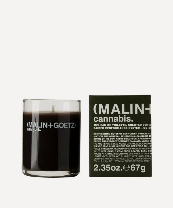 Cannabis Scented Candle 67G