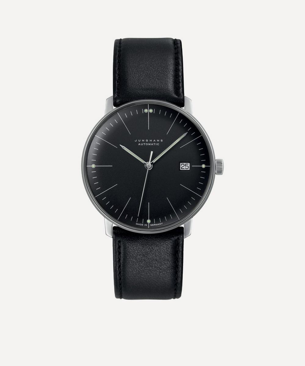 Matte Max Bill Automatic Watch