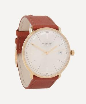 Calfskin Max Bill Automatic Watch
