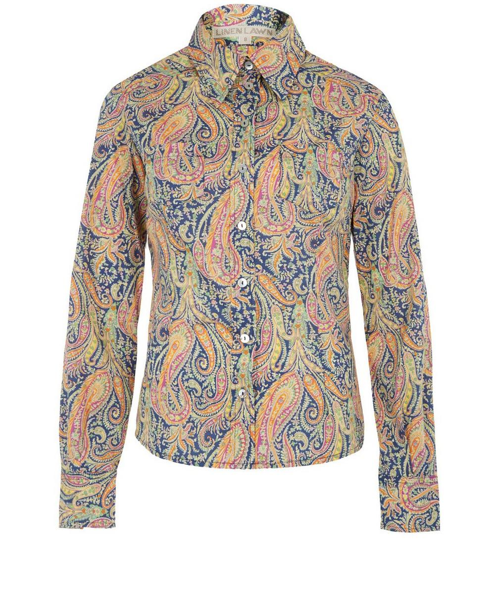 Felix and Isabelle Camille Tana Lawn Cotton Shirt