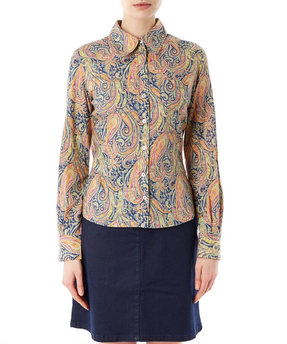 Felix and Isabelle Camille Cotton Shirt