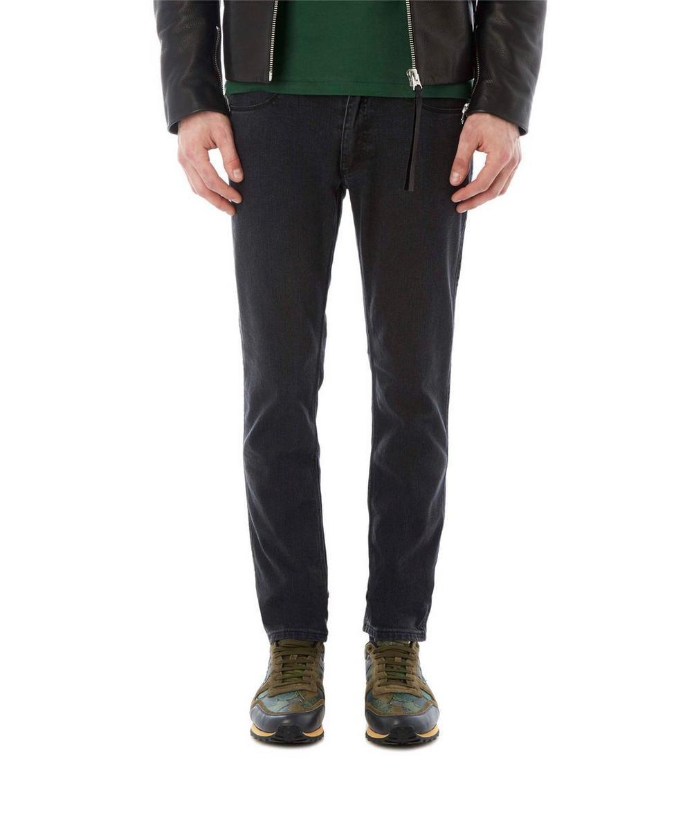 Max Used Cash Slim-Fit Jeans