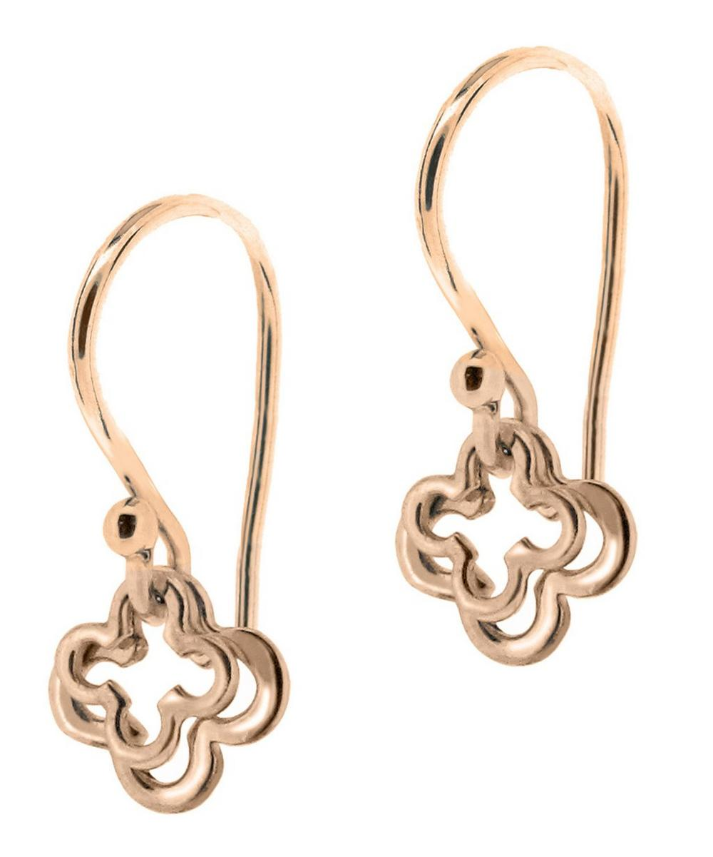 Small Vermeil Talitha Earrings