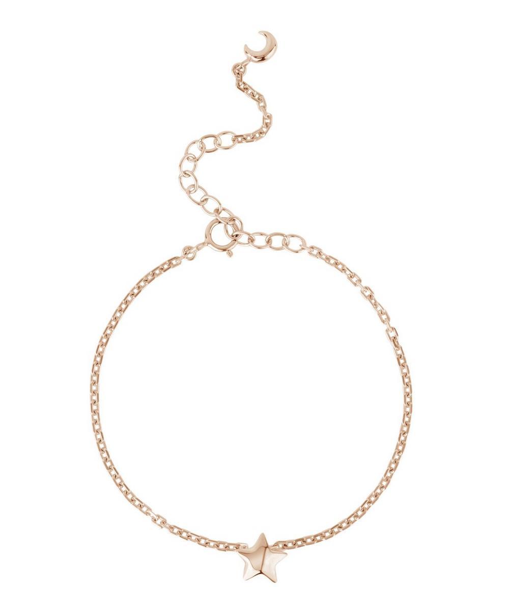 Vermeil Bijou Star Bracelet