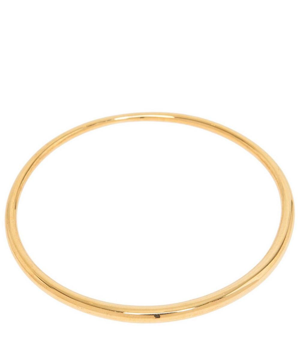 Vermeil Signature Classic Tapering Bangle