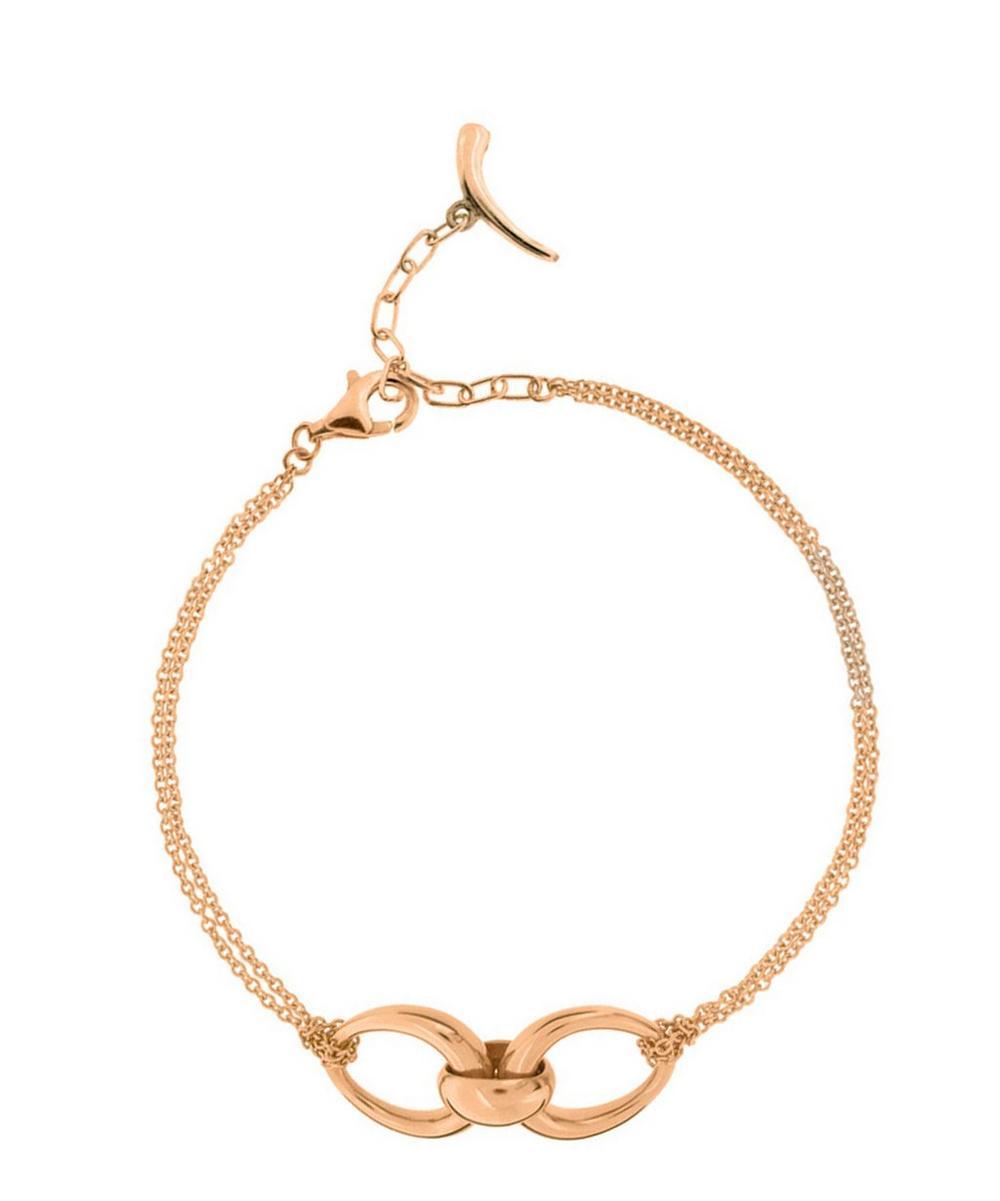 Vermeil Toro Chain Bracelet