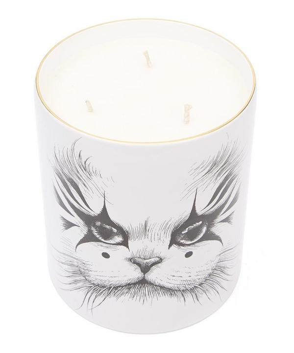 Circus Cat Large Scented Candle