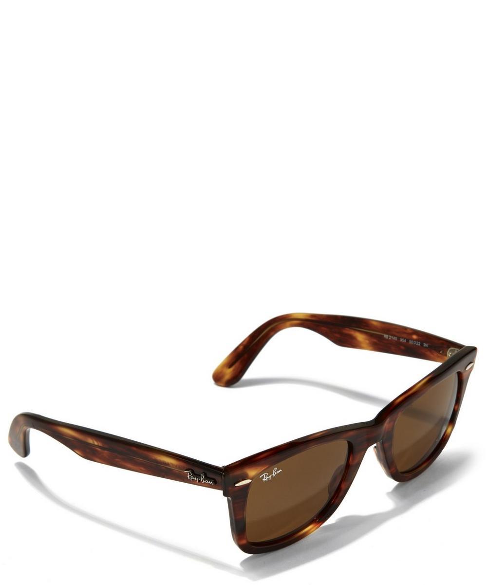 Havana Original Wayfarer Sunglasses