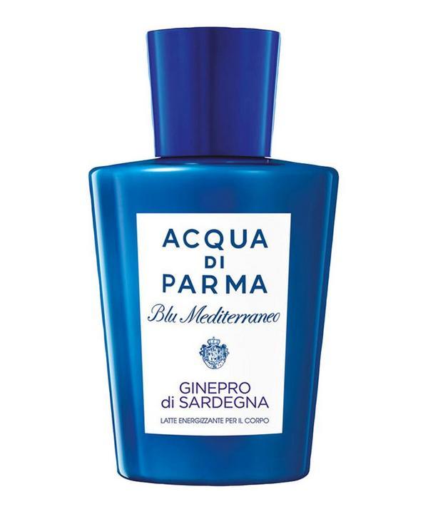 Ginepro Di Sardegna Blu Mediterraneo Body Milk 200ml
