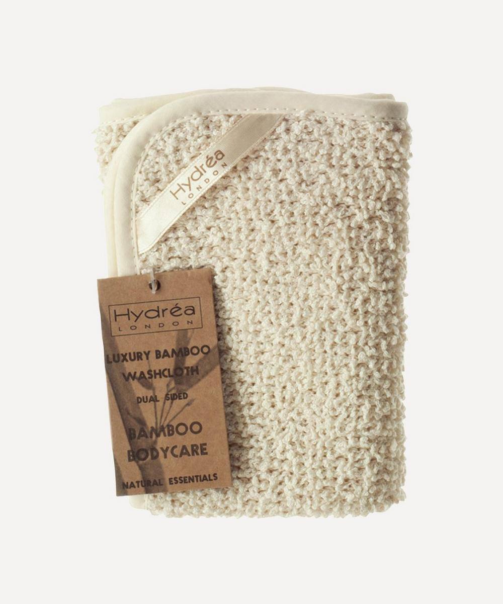 Natural Bamboo Washcloth