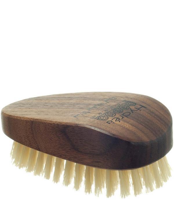 Walnut Wood Nail Brush