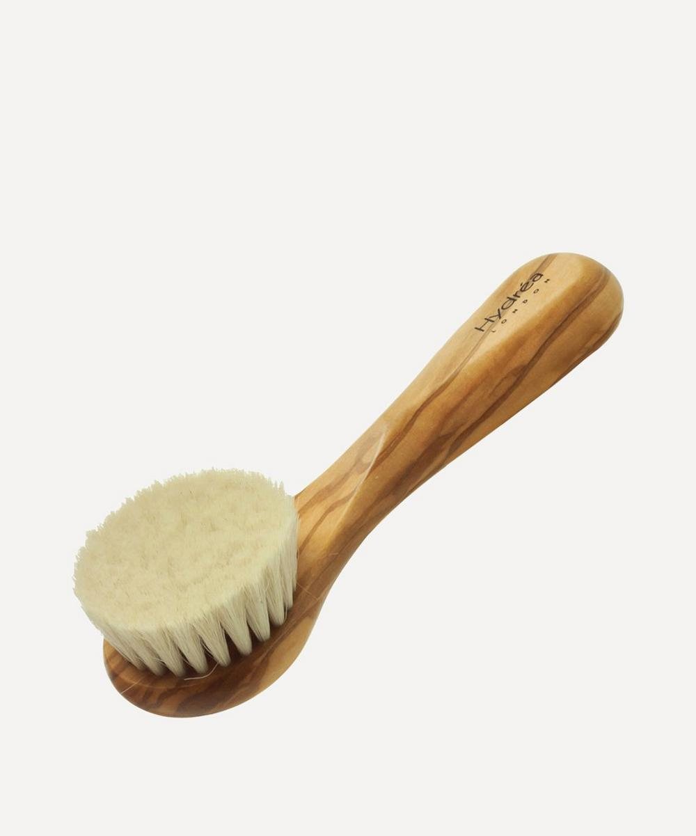 Olive Wood Facial Brush
