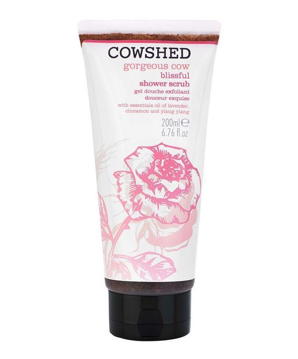 Gorgeous Cow Blissful Shower Scrub 200ml