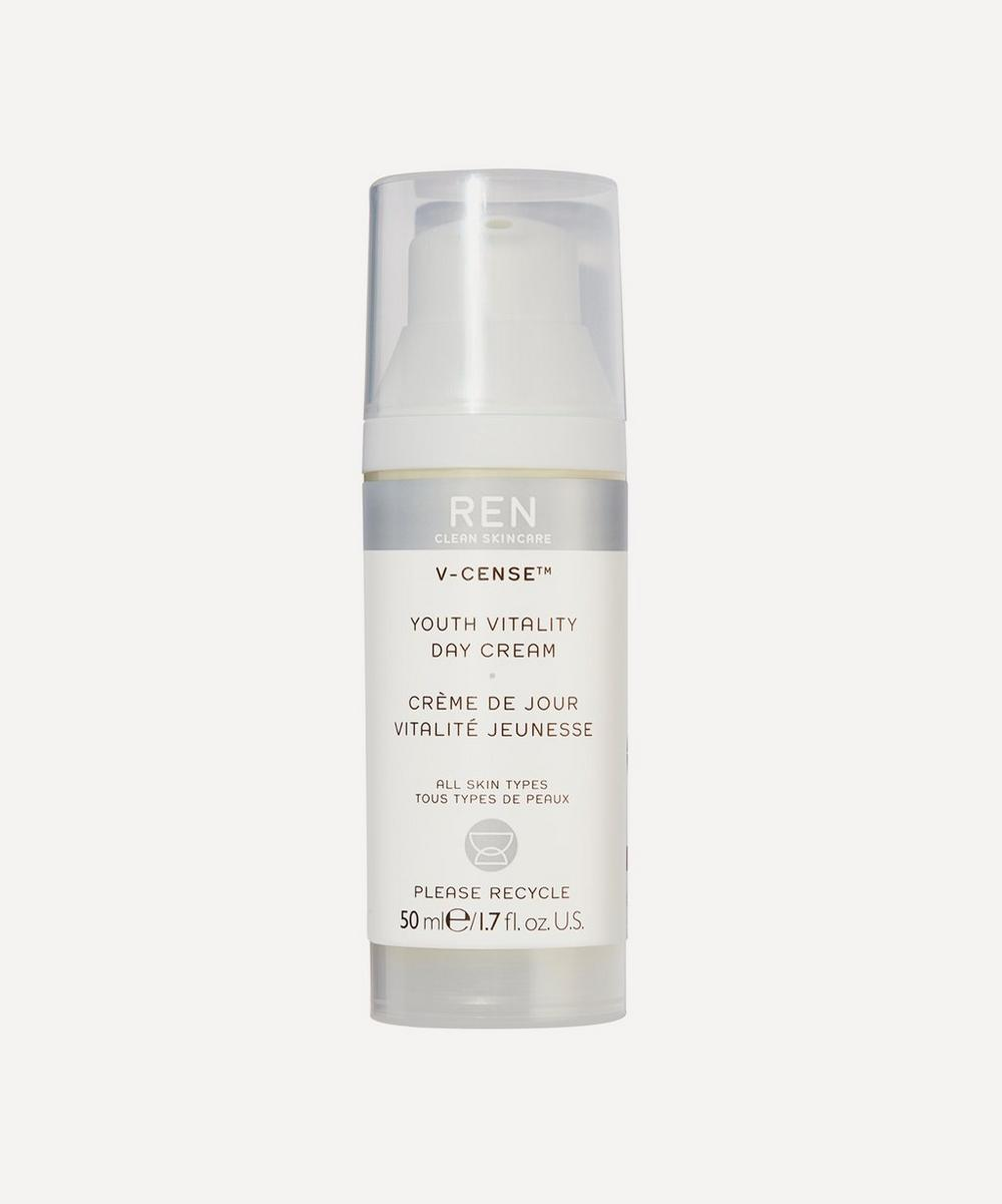 REN YOUTH VITALITY DAY CREAM 50ML