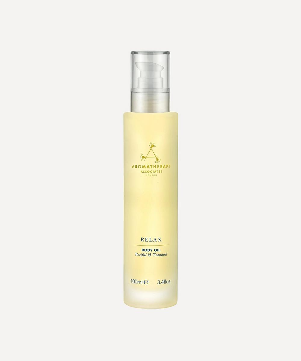 Relax Massage and Body Oil 100ml