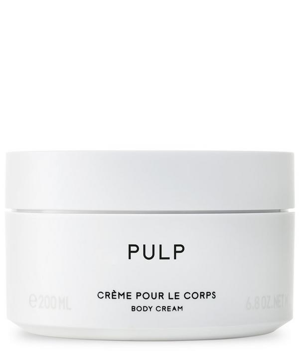 Pulp Body Cream 200ml