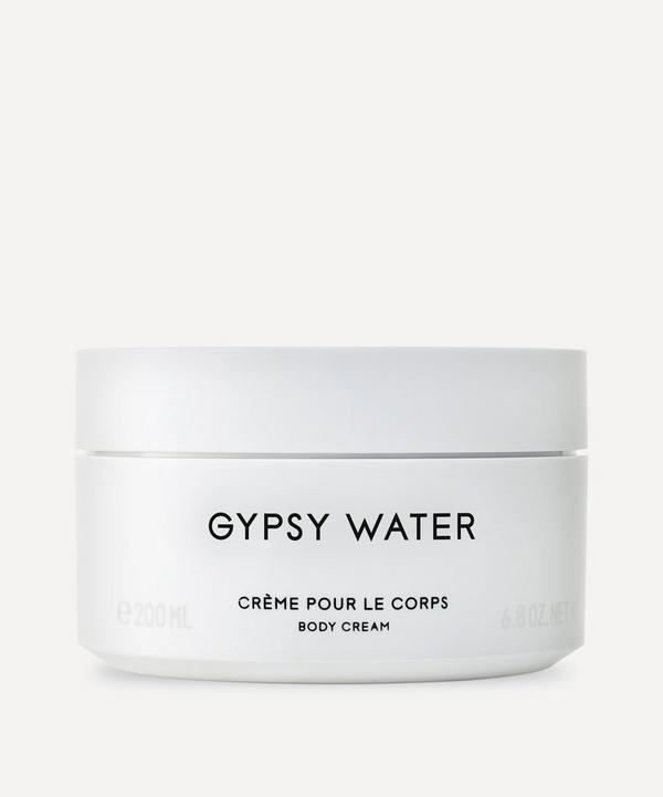 Gypsy Water Body Cream 200ml