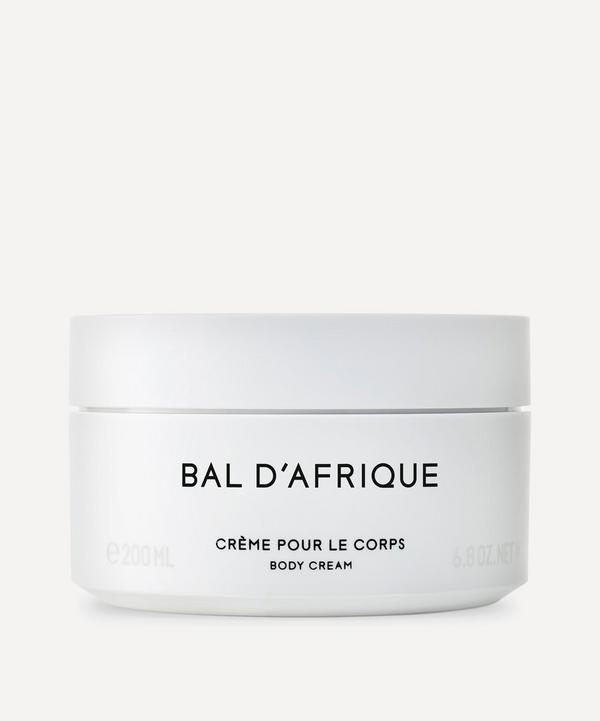 Bal d'Afrique Body Cream 200ml