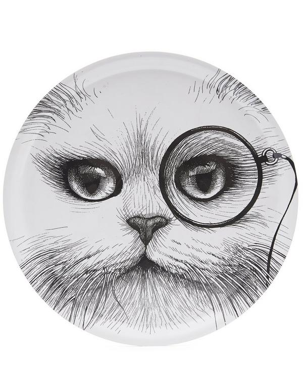 Cat Monocle Tray