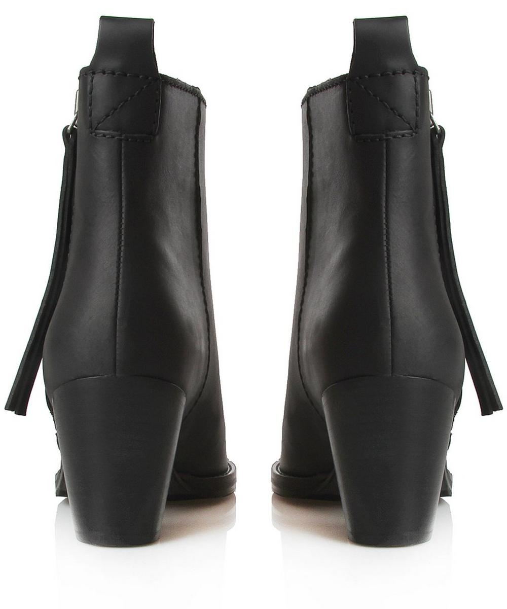 Pistol Short Ankle Boots