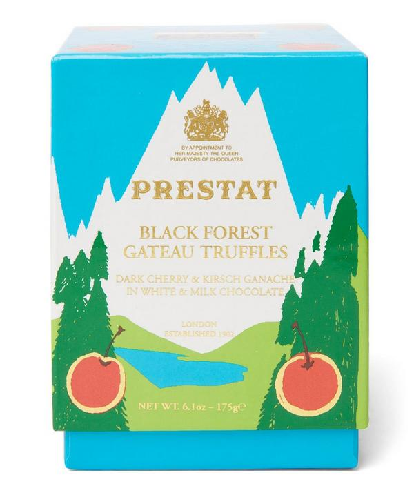 Black Forest Gateau Truffles