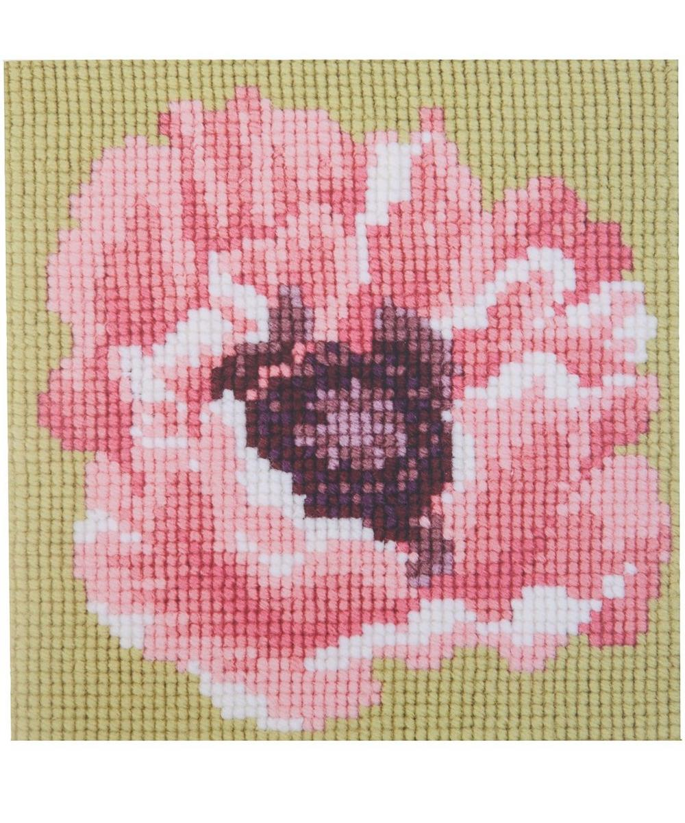 Mini Poppy Tapestry Kit