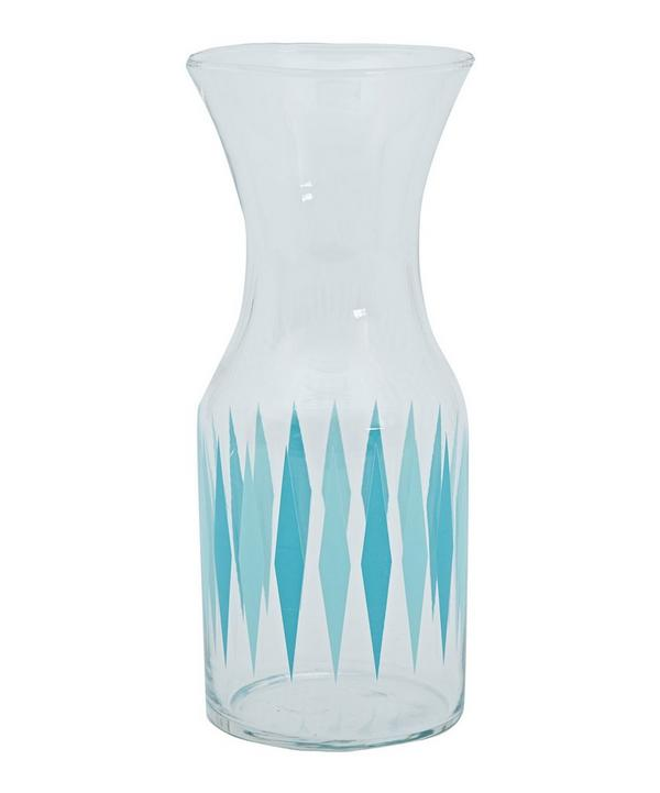 Blue Diamond Party Decanter