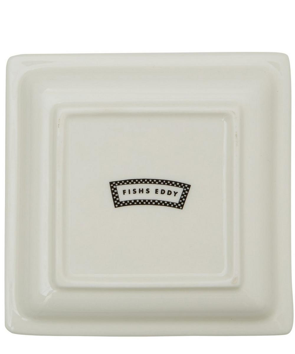 Steep Up to the Plate Teabag Tray
