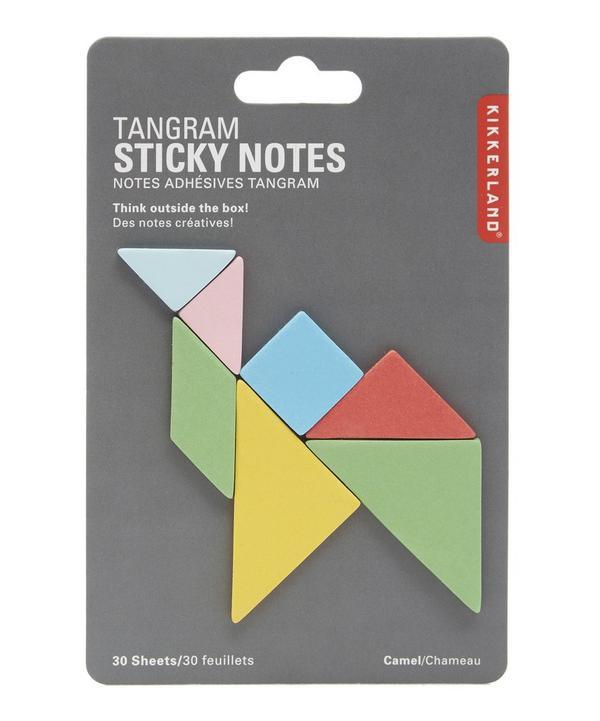 Tangram Sticky Notes