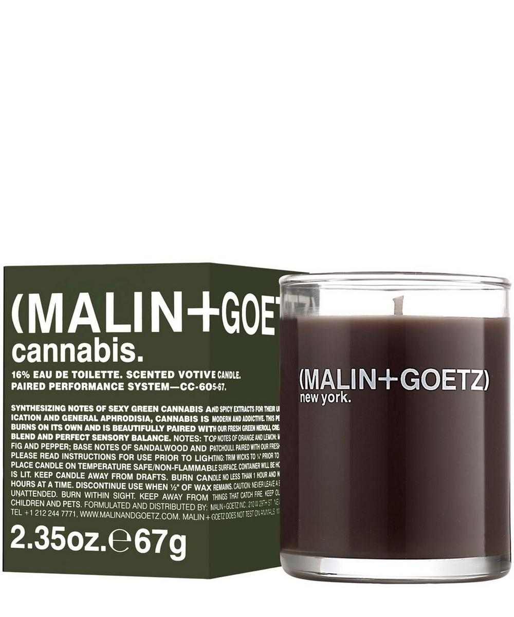 Cannabis Candle 67g