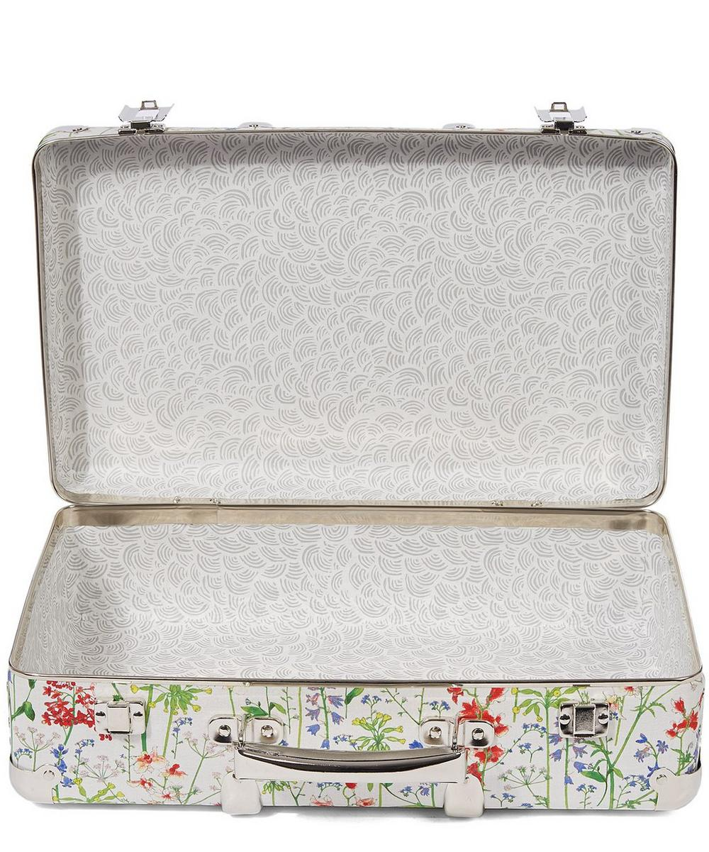 Liberty Print Mini Suitcase
