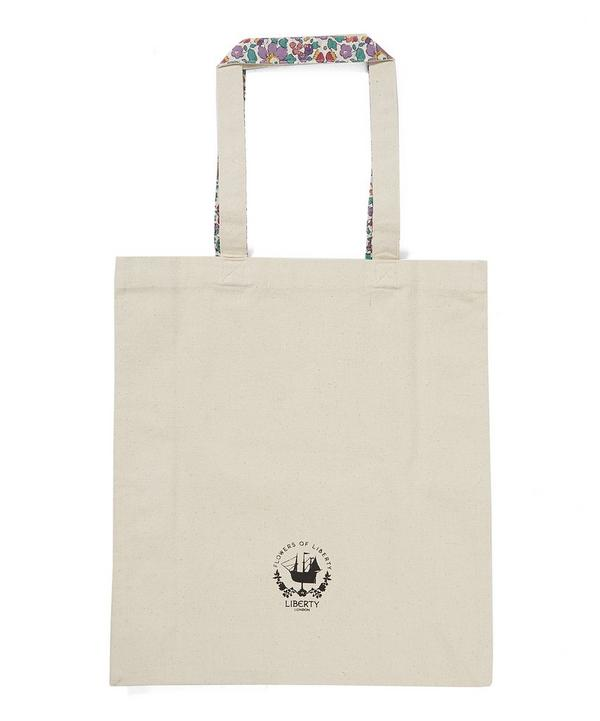 Liberty Print Canvas Bag