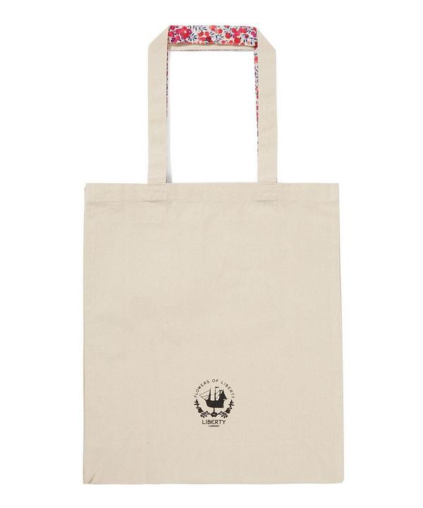 Liberty Print Canvas Bag