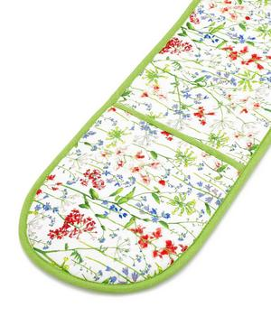 Liberty Print Double Oven Gloves