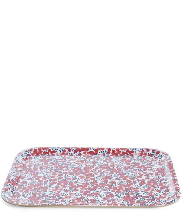 Small Liberty Flowers Rectangular Tray