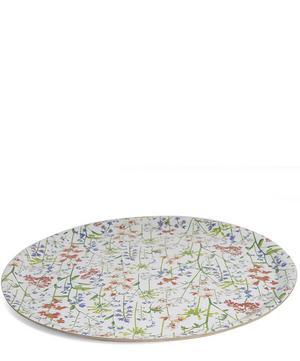 Large Liberty London Print Round Tray