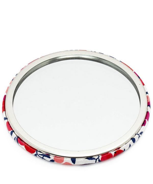 Liberty Print Makeup Mirror