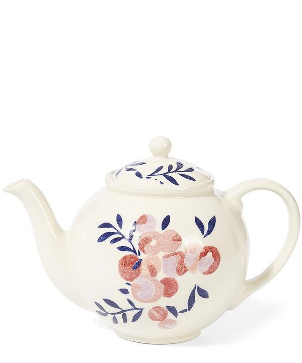 Liberty Print Teapot
