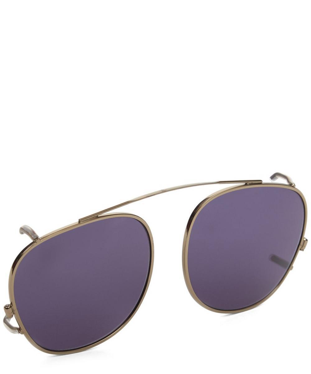 Arthur Clip-On Sunglasses