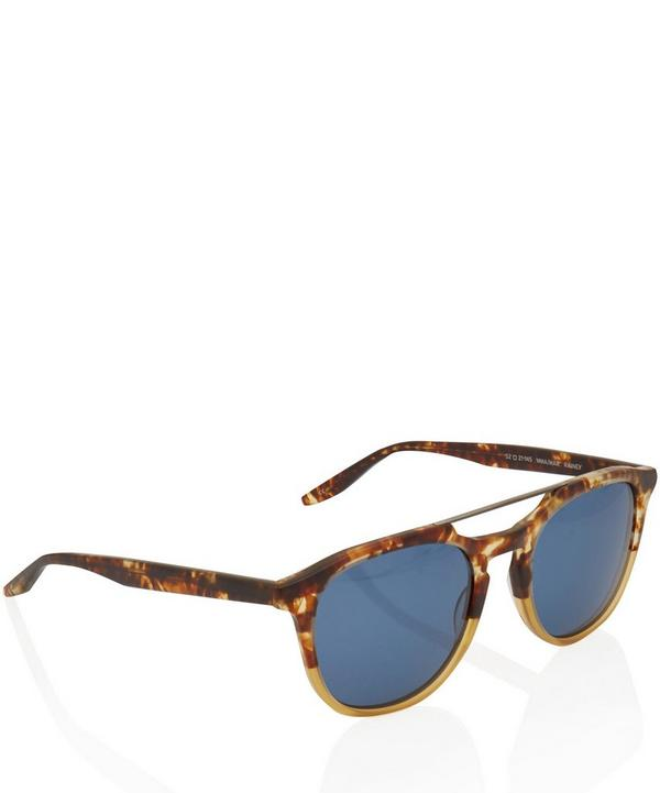 Tortoise Shell Rainey Acetate Aviator Sunglasses
