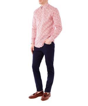 Phoebe Print Tana Lawn Cotton Shirt