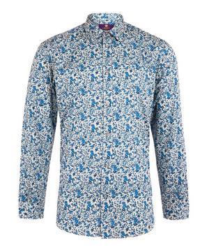 Emma and Georgina Men's Tana Lawn Cotton Shirt